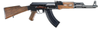 АК-47 Kalashnikov Assault Rifle, M1947