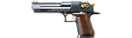 Magnum Desert Eagle Pistol