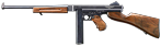 Thompson Submachine Gun  M1927А1