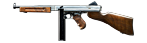 Navy  Thompson Submachine Gun, M1942