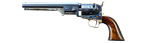 The Second Model Colt Navy Revolver