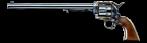 Colt Buntline Target Revolver, M1873