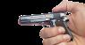 Кольт М 1911 миниатюрная моедль в руке