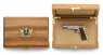 Colt М1911 A1 Pistol miniature model in box