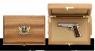 Кольт М 1911 миниатюрная моедль в коробке