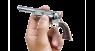 Кольт Драгунский 1848 миниатюрная модель в руке