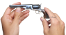 The Second Model Colt Navy Revolver, M1851 miniature model in hsnd