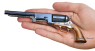 Colt Walker Revolver, M1847 miniature model in habd