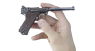 Navy Borchardt-Luger Pistol, M1904 decorated miniture model in hand