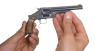 Smith & Wesson, Russian Model 2, M1872 miniature model in hand